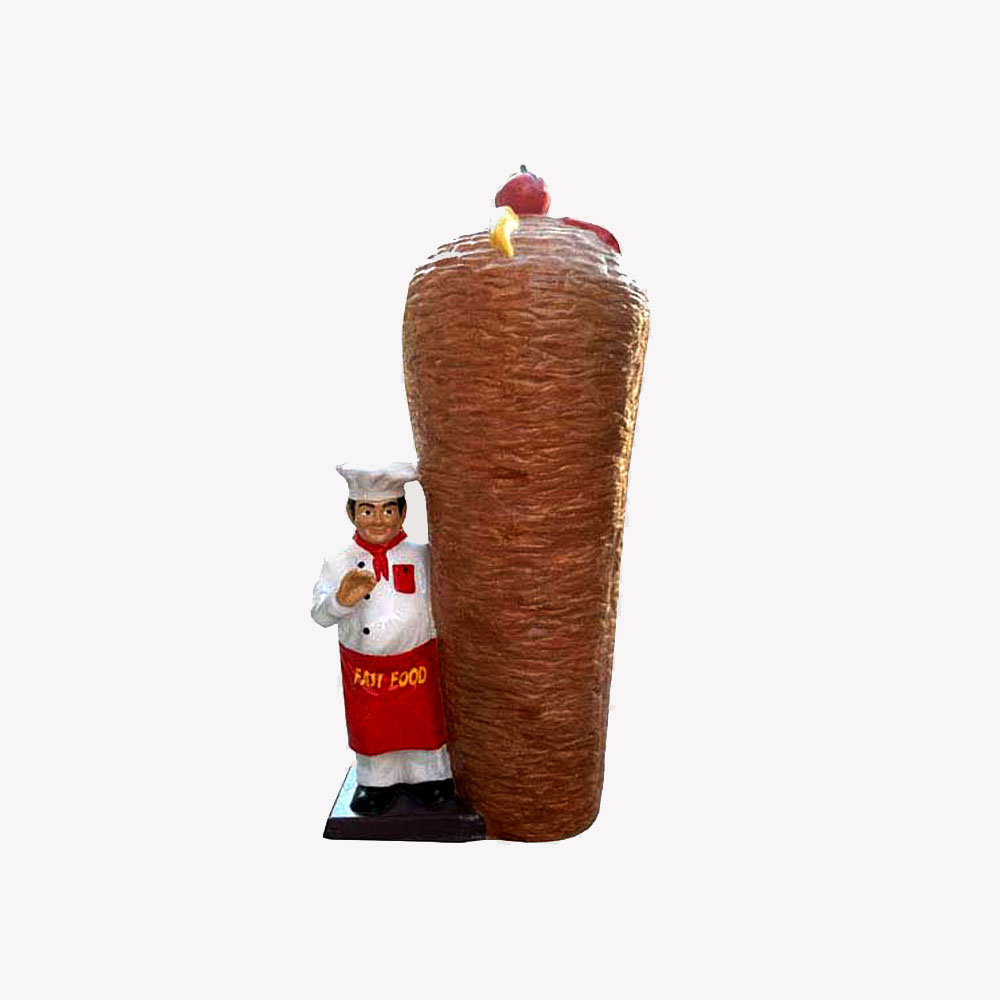 3D Kebab i Pizza